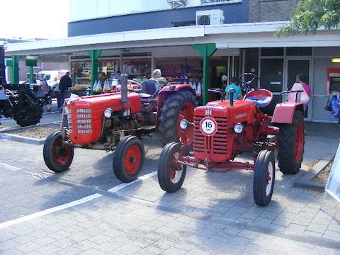 Winkeldag klazienaveen 2012